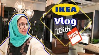 Ikea Store Tour With Prices Vlog  ikea Shop Furniture    ~heenaspace #ikea #saudivlog