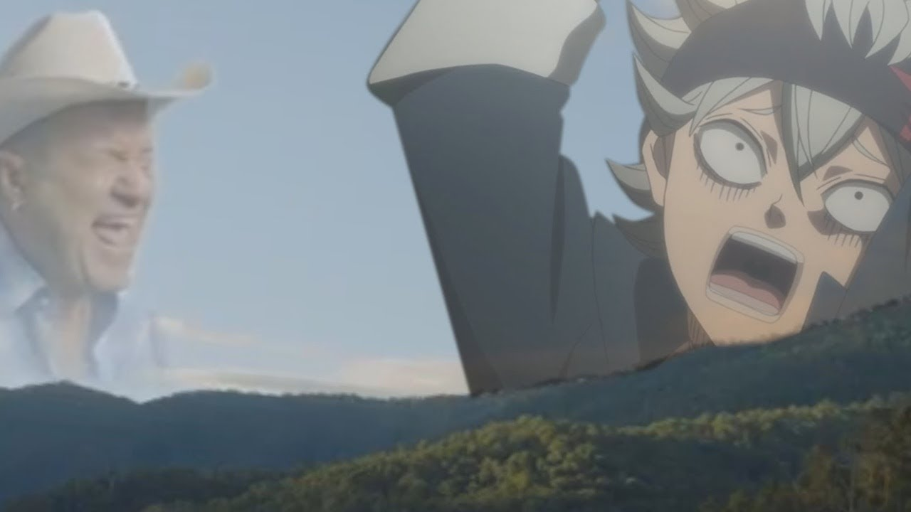 Asta Goes Ahhhhh Animememe Youtube