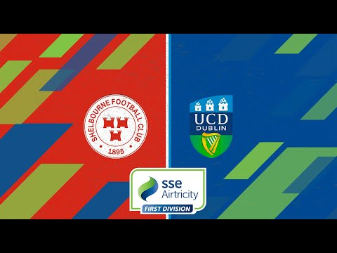 First Division GW9: Shelbourne 3-1 UCD
