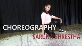 Ariana Grande - 7 RINGS  - Dance Choreography By Saruna Shrestha