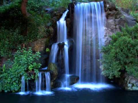 Spring Flowers 3d Live Wallpaper Enchanted Waterfall Martha Mier Youtube