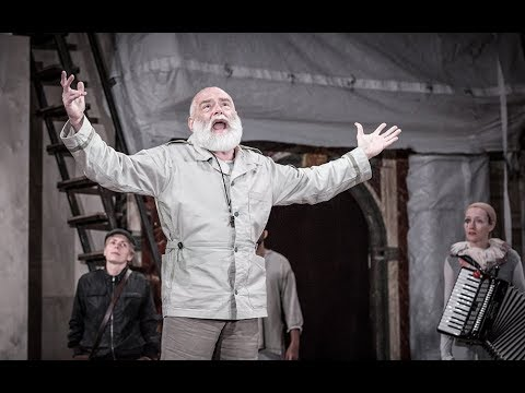 Production Trailer - King Lear: Live from Shakespeare's Globe - In Cinemas 21 September