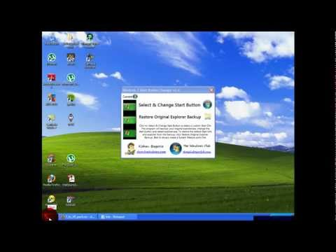 How To Make Windows 7 Look Like Windows  XP!