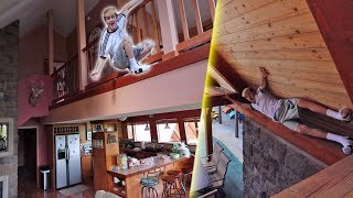 EXTREME HIDE AND SEEK IN $1,000,000 CABIN!