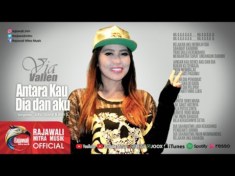 Via Vallen - Antara Kau Dia Dan Aku - Official Music Video