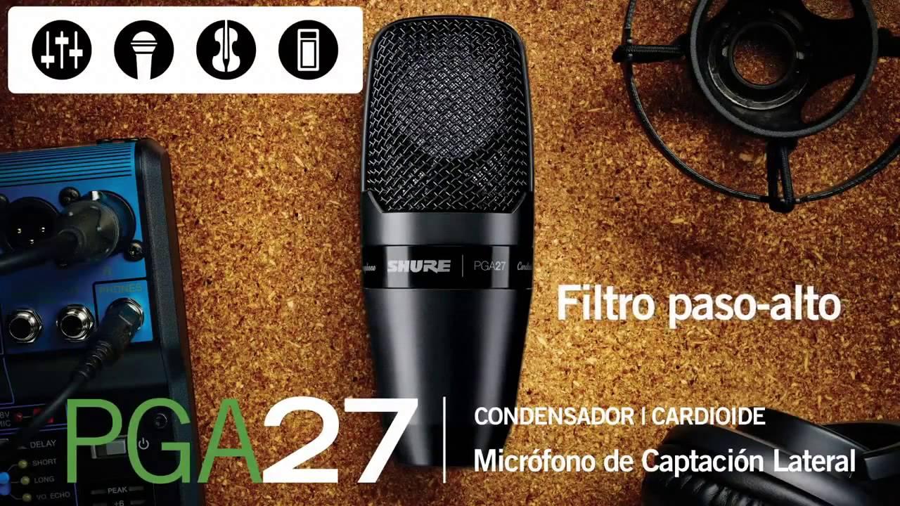 Download 09 Shure Presentacion de Micrfonos PG