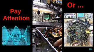10-11 Meter Export CB Radio Repair Shop Gimmicks, Tricks, Mystery Watts and Squelch Monsters!