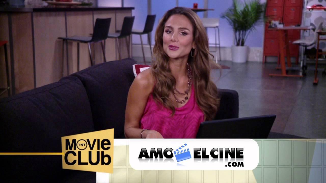 Ximena Cordoba | TNT Movie Club - YouTube