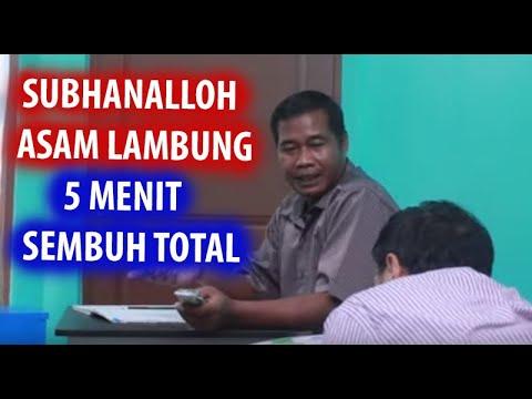 ASAM LAMBUNG SEMBUH DALAM WAKTU 5 MENIT. VIDEO INI BUKTI LANGSUNG