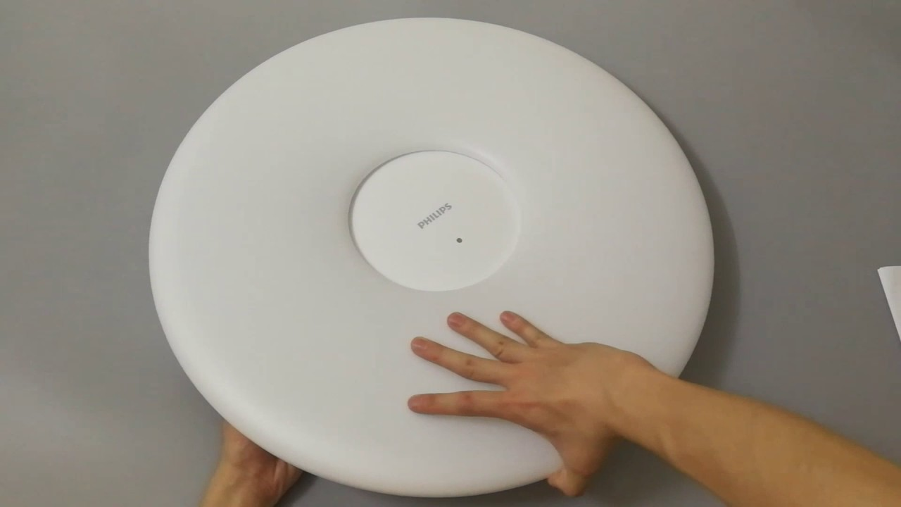Plafoniera Led Philips : Xiaomi mijia philips smart led ceiling lamp unboxing youtube