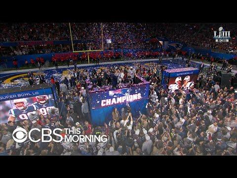 Super Bowl 2019: Patriots beat Rams in historic win