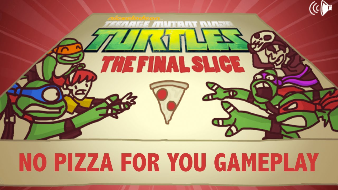 Teenage Mutant Ninja Turtles: The Final Slice (No Pizza For You Gameplay)