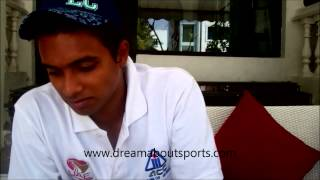 Rising Stars: C.V.Milind Cricket