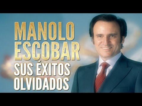Manolo Escobar Sus éxitos Olvidados 36 Canciones Youtube