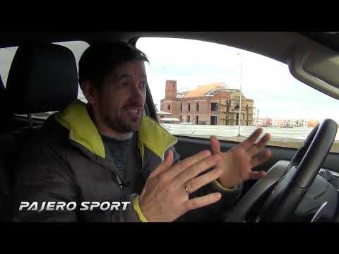 Mitsubishi Pajero Sport на бездорожье и асфальте