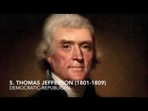 Historical rankings of US presidents + Past presidential nominees slideshow