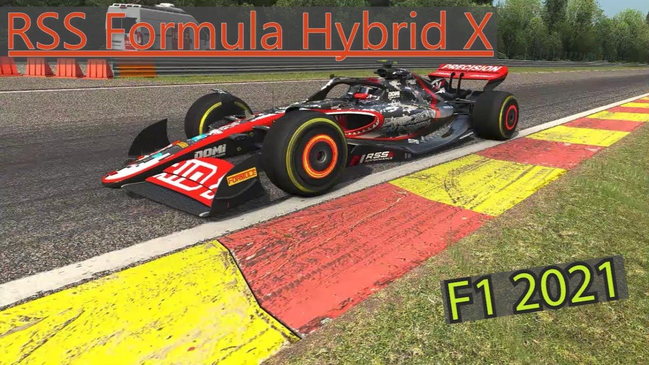 F1 Testit 2021