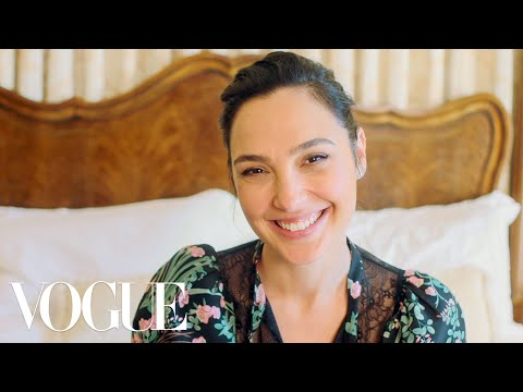 73 Questions With Gal Gadot | Vogue