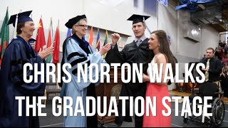 Chris Norton Walks the Graduation Stage! thumbnail