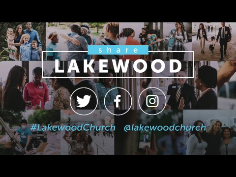 Lakewood Church 7:00 pm Service