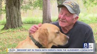 Veterans' Voices: The Power of Service Animals