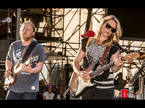 Tedeschi Trucks Band  The Storm  Mountain Jam 2014