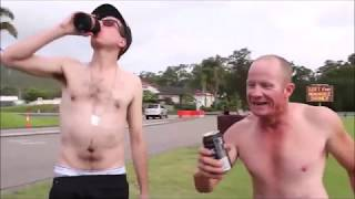 Aussie Alcoholics And Junkies In Public (edited)