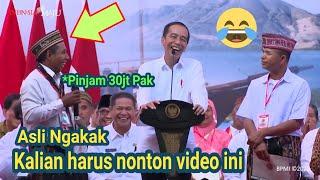Download lagu Viral ! Hanya Orang Ini yang Berani Bilang Presiden Jokowi Seperti ini Saat di Labuan Bajo