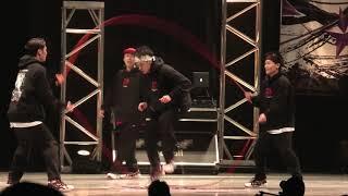 Double Dutch Contest Japan Final 2019 OPEN部門 1位 一般.