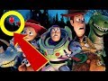 Toy Story of Terror Easter Eggs