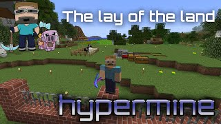 Minecraft: The Lay of the Land - Hypermine Vanilla SMP Lets Play 2