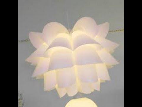 Большие цветы из гофрированной бумаги.Мастер класс: аксессуари для .