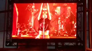 Paramore - crushcrushcrush live Toronto at Budweiser Stage 2018