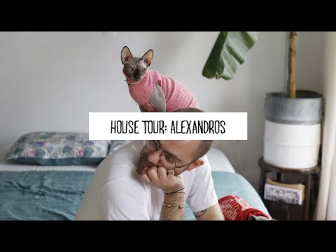 House tour: Alexandros Papaioannou
