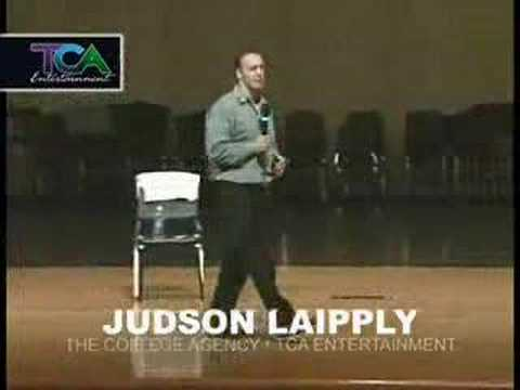 Judson Laipply Interview / Stand-Up