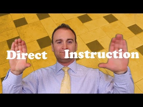 How To Do Direct Instruction Teachlikethis Youtube