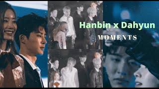 IKON Hanbin (B.I) and TWICE Dahyun Moments [TWIKON]