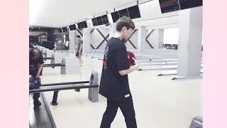 [투핸드볼링]오즈모 포켓으로 연습 및 투구 촬영 테스트