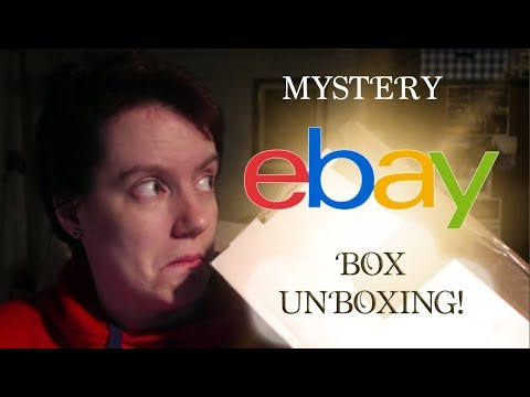 Mystery Ebay box unboxing... was I lucky??