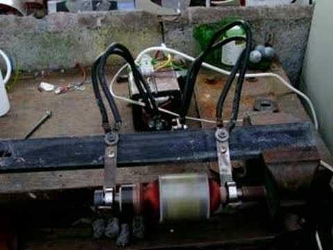 High Current Ball Bearing Motor Youtube