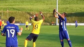 Bericht & Interview FC Freienbach vs. FC Allschwil, CUP-Spiel 14.06.2018 - MANU's Foto Video Art