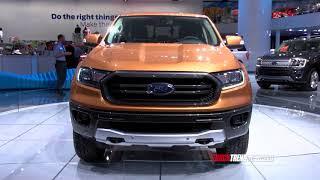 2019 Ford Ranger Walkaround
