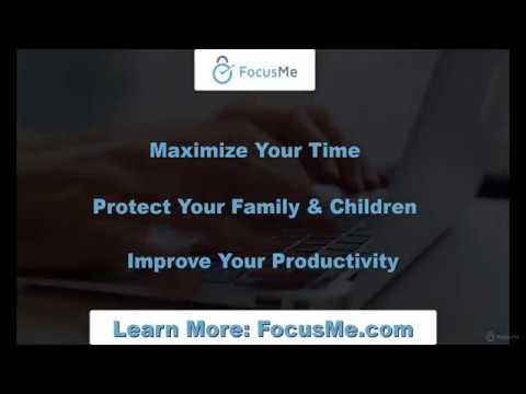 FocusMe - Overview