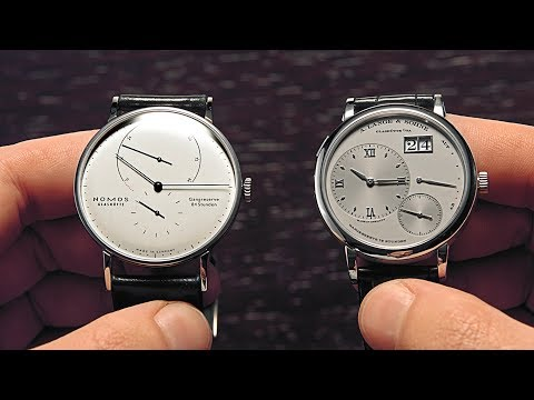 Is This Nomos Better Than A £50,000 A. Lange & Söhne?   Watchfinder & Co.