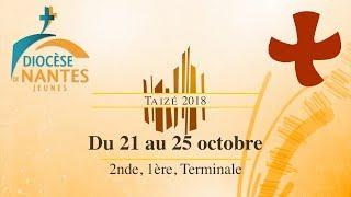 Annonce Taizé 2018