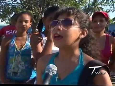 Inicio de las actividades de verano en Cienfuegos