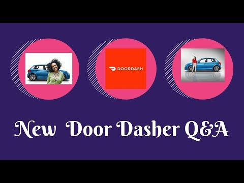 Answering Your Door Dash Questions