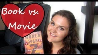 Book vs. Movie Battle! World War Z