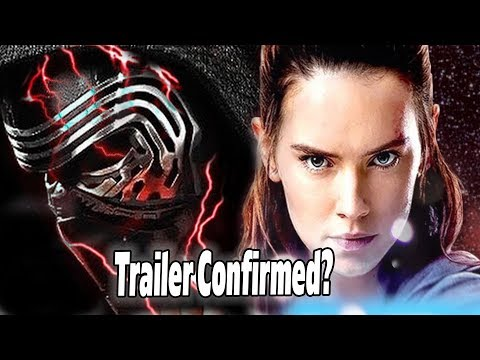 Star Wars News! Episode 9 Trailer THIS MONTH?? Explanation Here!