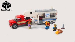 How to Build a Lego Pickup Truck